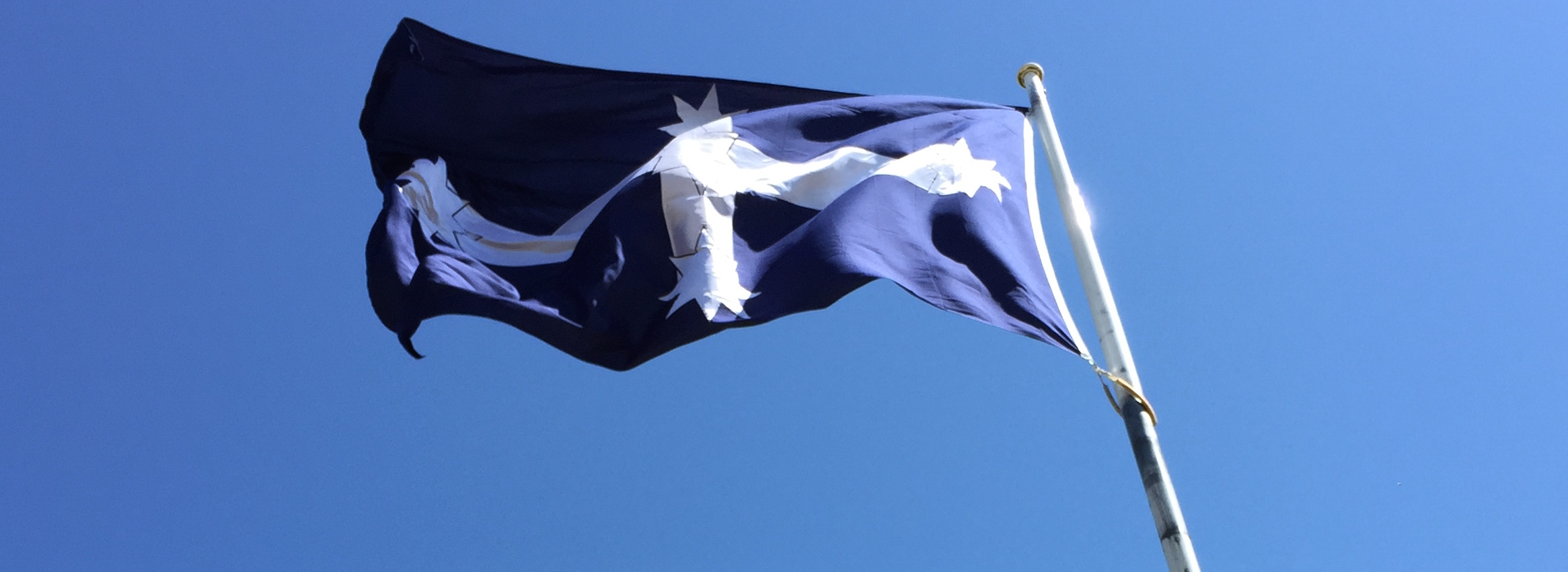 Eureka Flag - BDGS Picture